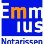 Emmius Notarissen - logo