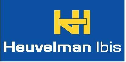 Heuvelman Ibis - logo