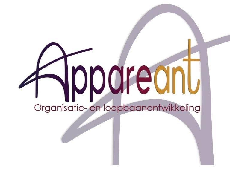Appareant organisatie- en loopbaanontwikkeling - logo