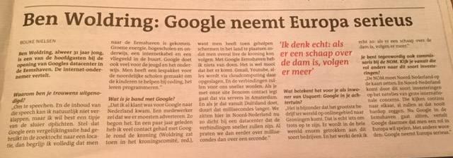 google-neemt-europa-serieus
