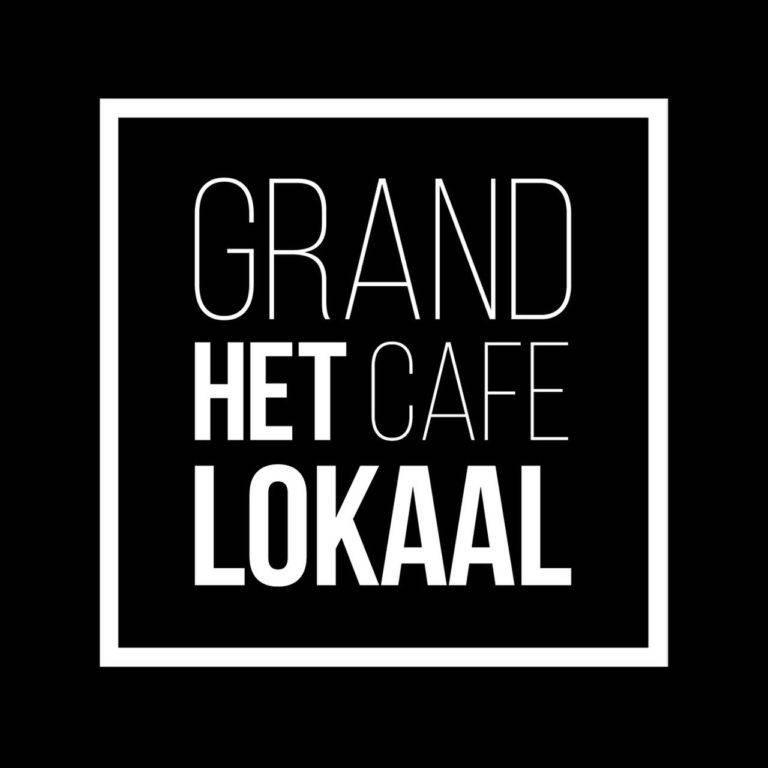 Grandcafe 't Lokaal - logo