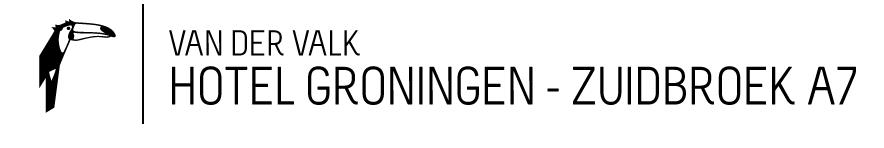 Hotel Van der Valk Zuidbroek - logo