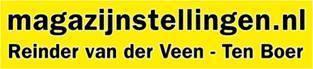 Reinder van der Veen Magazijnstellingen BV - logo