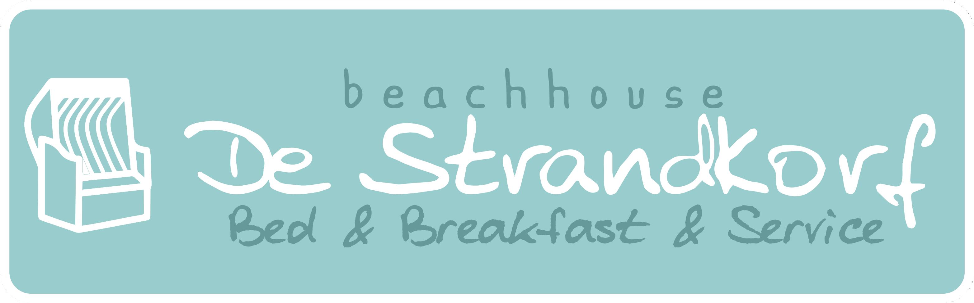 Beachhouse De Strandkorf - logo