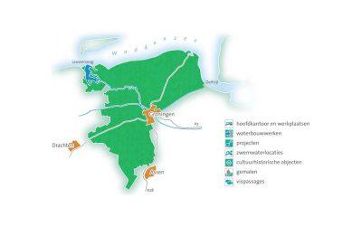 Noorderzijlvest investeert in klimaatbestendig waterbeheer