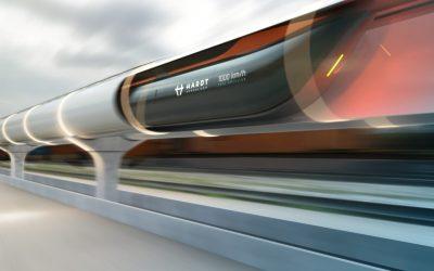 Alleen Groningen en Zeeland nog in de race voor testbaan Hyperloop