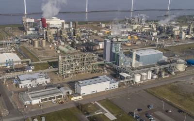 11 miljoen EU-steun voor groen waterstofproject van consortium Nouryon en Gasunie