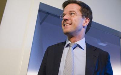 Minister-president Rutte brengt bezoek aan de Eemshaven