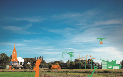 Jaaroverzicht 2019 Economic Board Groningen  53,8 miljoen euro geïnvesteerd, 965 nieuwe banen tot en met 2019