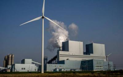 Kabinet onderzoekt versneld sluiten kolencentrale Eemshaven