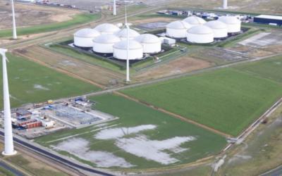 Nieuw bedrijf S4 GroNext in Eemshaven verwerkt plasticafval tot duurzaam gas