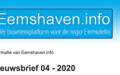 Nieuwsbrief 04 – 2020