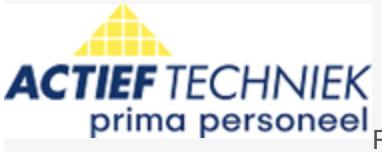 Actief Techniek - logo