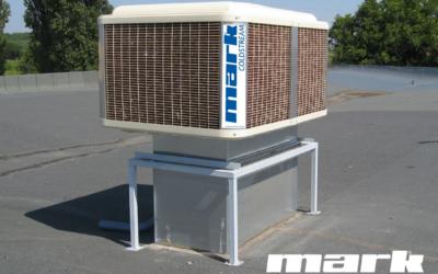 Mark Climate Technology: Wat is adiabatische koeling?
