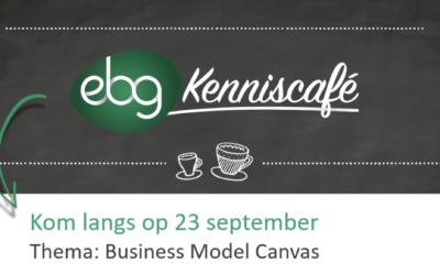 EBG Kenniscafé 23 september