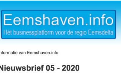 Eemshaven.info Nieuwsbrief 05