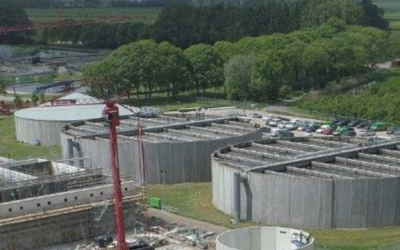 Industriewater uit het Eemskanaal