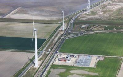 TenneT opent nieuw hoogspanningsstation in Eemshaven