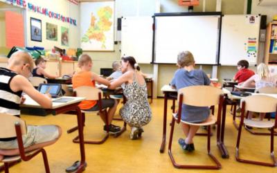 Peutz: Corona en ventilatie in scholen