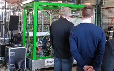 Avantium krijgt miljoenen subsidie van Nationaal Programma Groningen voor 'icoonproject'