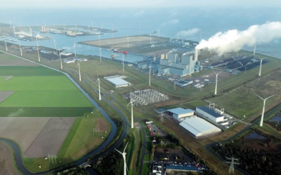 Sneller elektriciteit bedrijven Eemsdelta