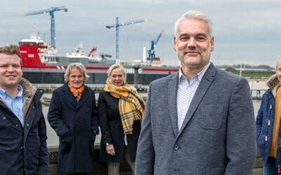 Nieuwe gezichten bij Eemshaven.info