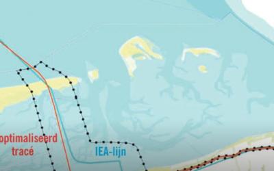 Op komst: honderd kilometer lange stroomkabel vanaf Noordzee dwars door kwelder en akkers in Groningen