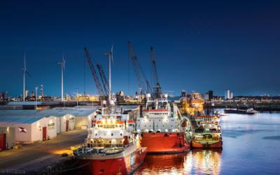 Jaarcijfers 2020: Prima jaar voor Groningen Seaports, ondanks crises