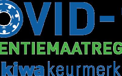 NIVI BHV B.V. eerste opleidingsinstituut met Kiwa-keurmerk COVID-19 preventiemaatregelen