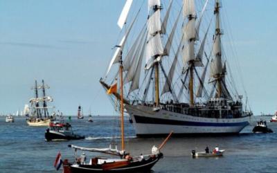 DelfSail 2021 wordt DelfSail 2024: grootse maritieme evenement drie jaar uitgesteld