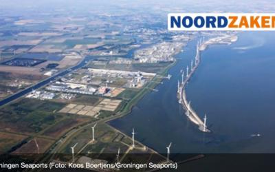 Onderzoek: noordelijke havens kunnen belangrijke energiehub worden
