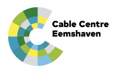OWIC lanceert een servicepunt voor elektriciteitskabels in Eemshaven