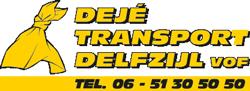 DeJe Transport - logo