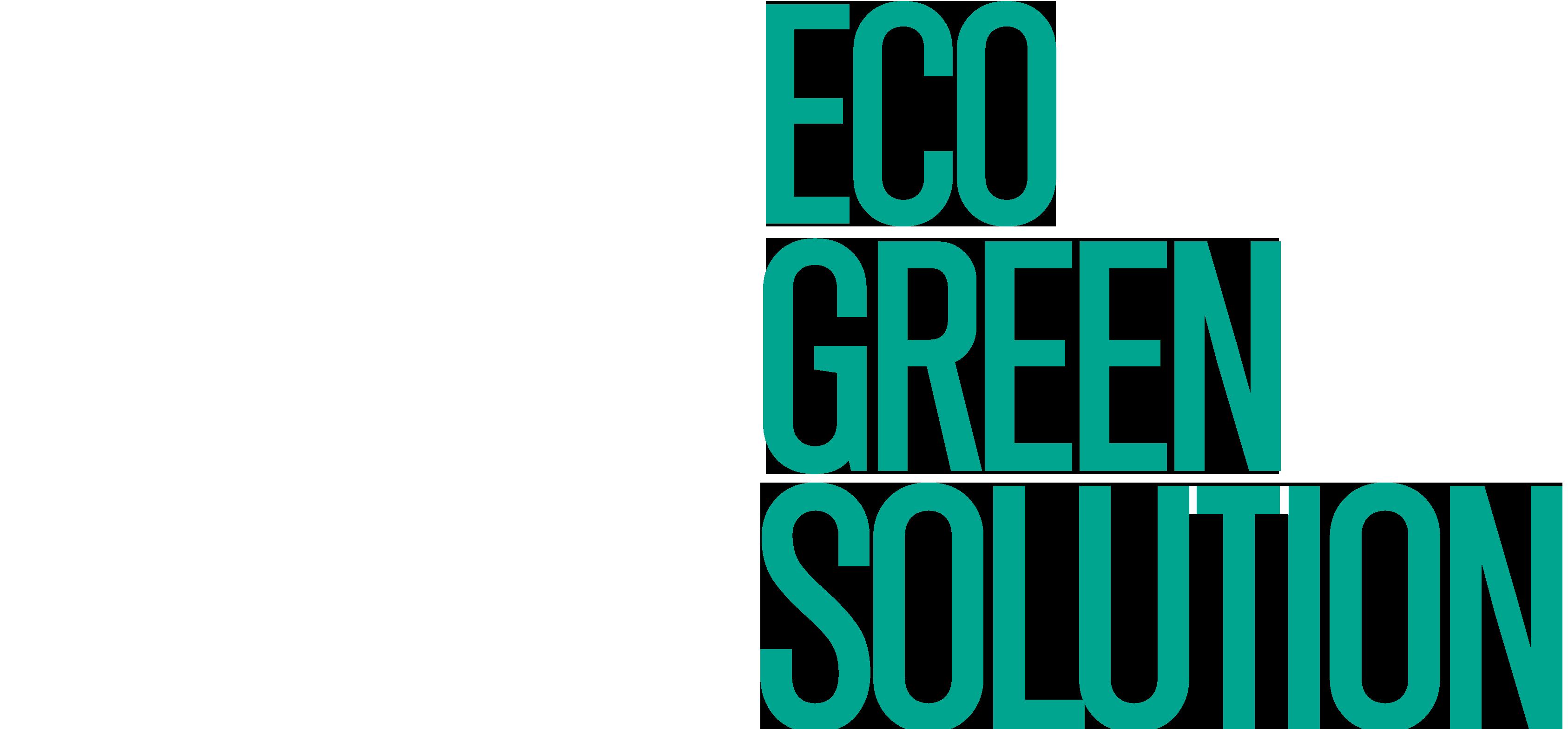 Eco Green Solution - logo