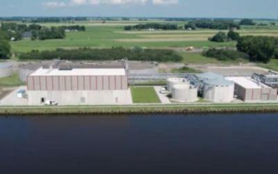 North Water en Waterbedrijf Groningen werken aan industriewaterleiding voor Delfzijl