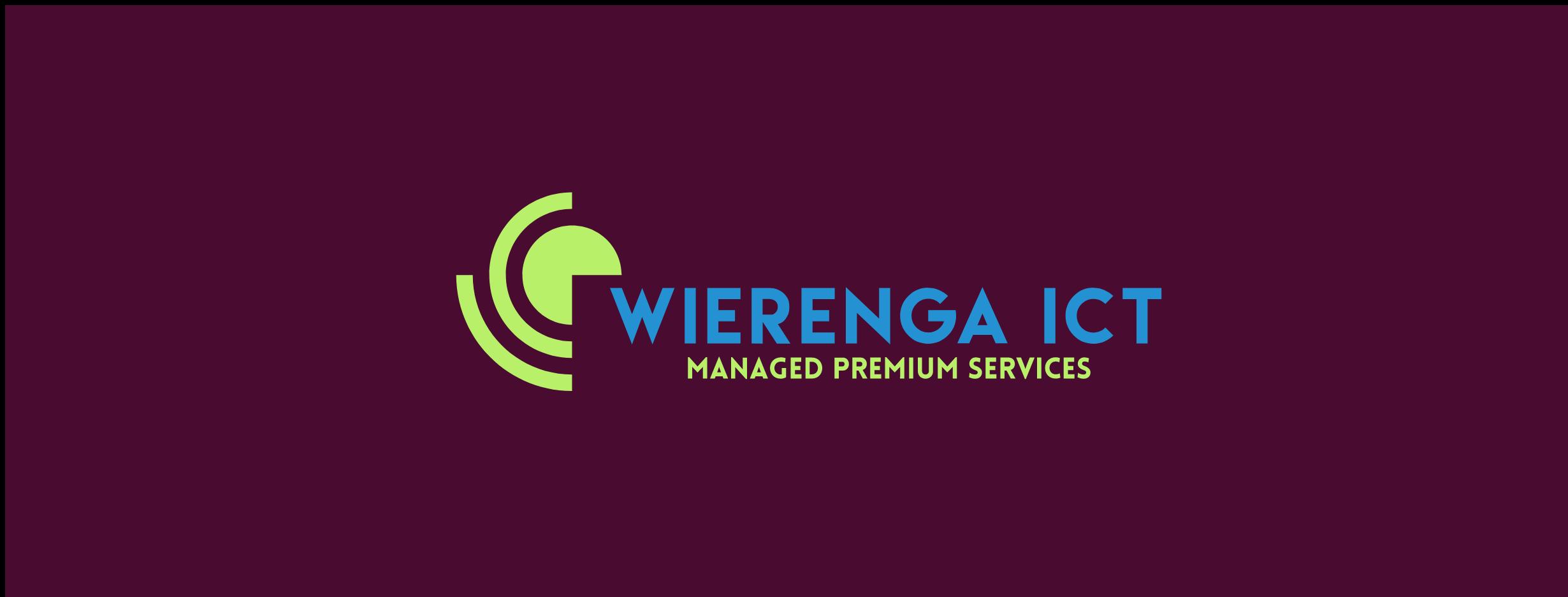Wierenga ICT - logo